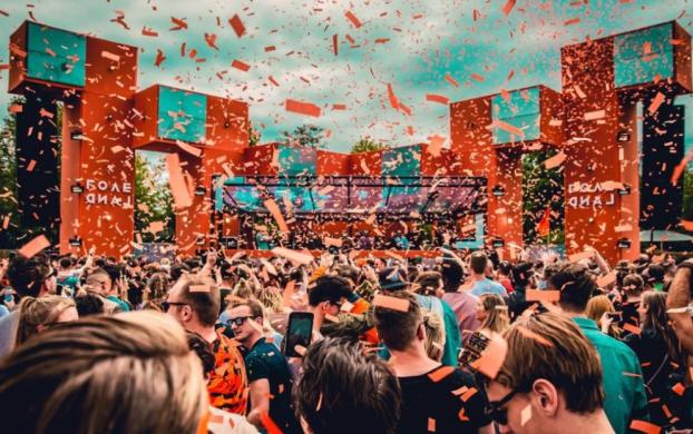 Loveland Van Oranje Festival
